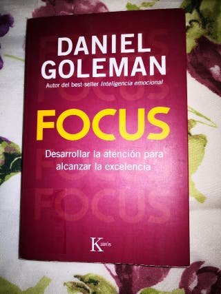Daniel goleman focus
