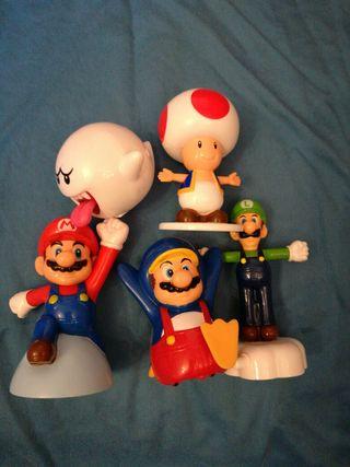 Super Mario.McDonald.Happy meal.