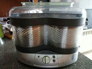 Vaporera eléctrica - Cocina saludable