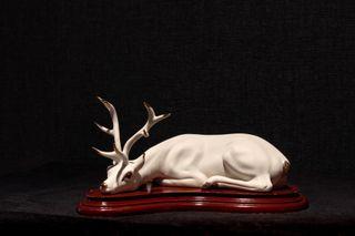 Figura de porcelana, años 50