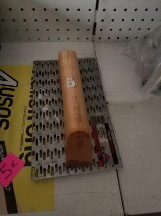 Rascador Mortero M/madera - Rubi - 72960 - 250x144