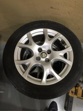 """Llanta 16 """" Alfa Romeo Mito"""