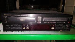 Grabadora Pioneer DVD mod. PDR-W839