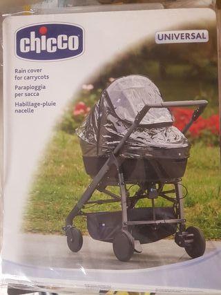cubre carrito bebe