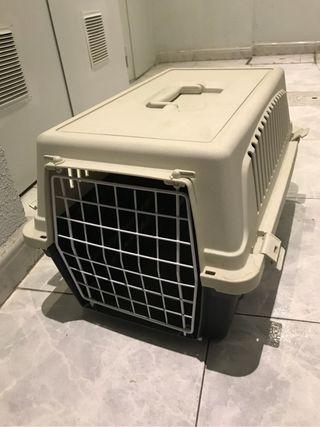 Porta perros pequeño y gatos