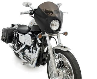 Cúpula Harley Dyna, Sportster y Street