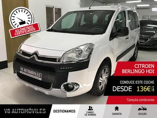 CITROEN BERLINGO 1.6 HDi 75 Tonic, 75cv, 4p