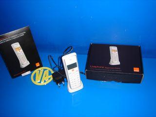 telefono Inhalambrico SAGEMCOM D46W sin pilas