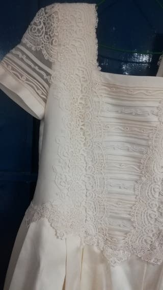 vestido de novia cortos de segunda mano en granada en wallapop