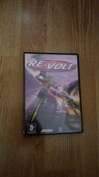 Re-Volt PC juego de carreras