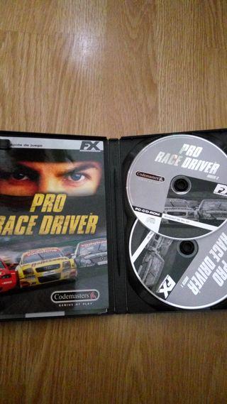Pro Race Driver Juego PC conducción
