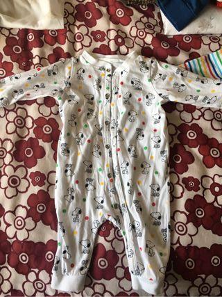 Conjunto - Lote de pijamas 3-6 meses