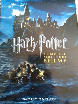 Saga completa Harry Potter