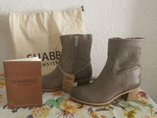 Botines marca Shabbies Amsterdam