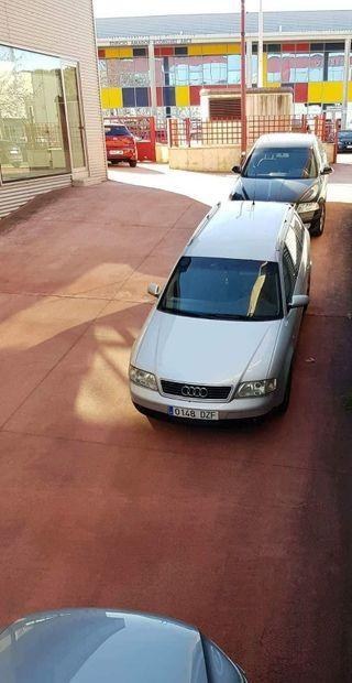 Audi A6 2001 familiar
