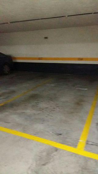 Parcela garaje