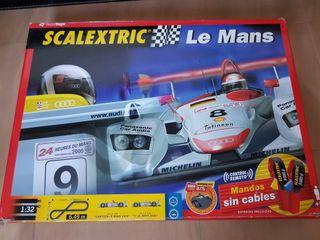 Scalextric C3 Le Mans