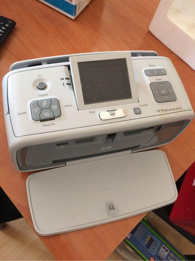 Impresora compacta HP