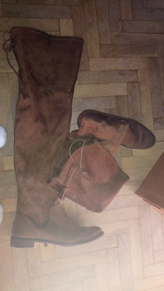 venta de calzado apenas sin usar
