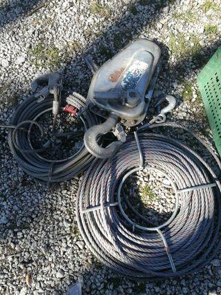 cable estante