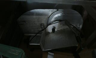 cortadora fiambre hosteleria