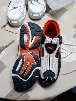 zapatillas moda 38 sin estrenar