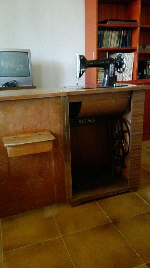 OCASION URGE Máquina de coser