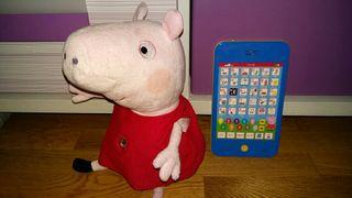 Peppa Pig + Tablet