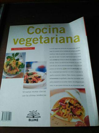 Libro: Cocina Vegetariana