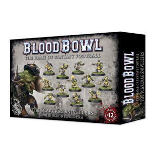 Equipo de BB Goblins y expansion