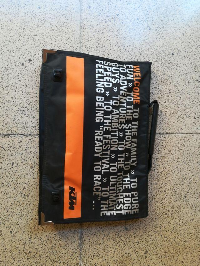 Bolsa ordenador KTM