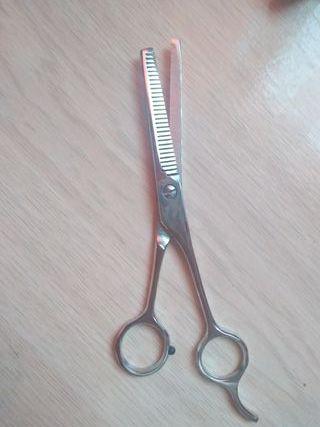 Tijeras peluquería