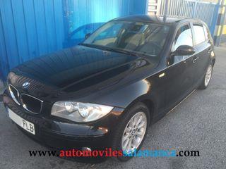 BMW 120D 5 nacioanl unico dueño 1 AÑo GARANTIA