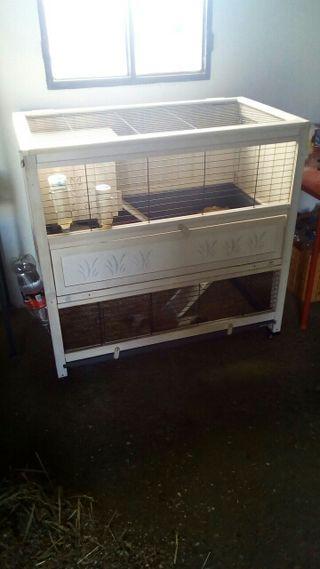 mueble para roedores