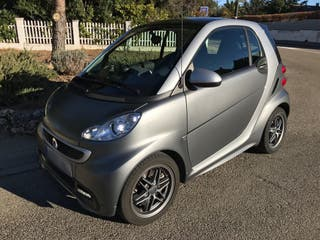 Smart Fortwo Grey Matt Collection IMPECABLE