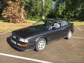 Audi coupe 1992