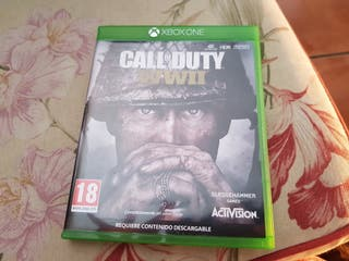 Call of duty WWII para xbox