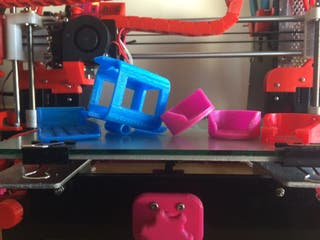 Impresion y diseño 3D