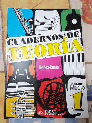 Libro cuaderno de teoría Ibañez 1