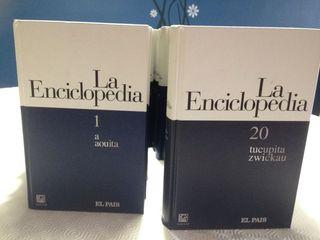 enciclopedia el pais 20 tomos ilustraciones color
