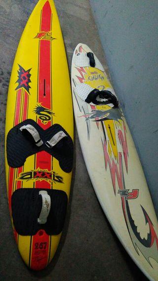 Tabla de windsurf