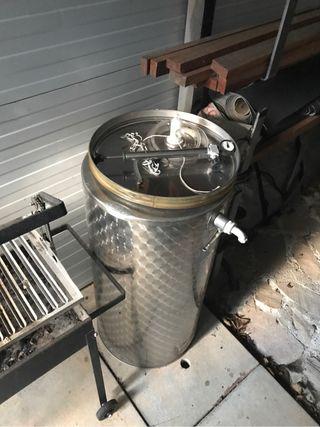 GANGA-Equipo completo para hacer vino