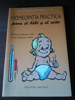 Libro: Homeopatía práctica para el bebé y el niño