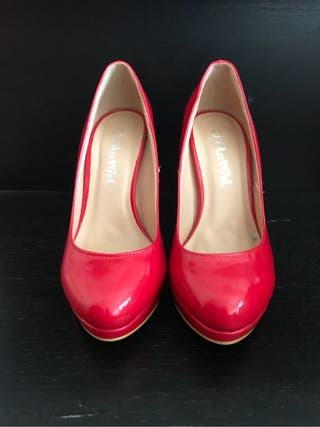 Zapato pin up t-36