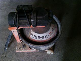 mezclador Rubimix