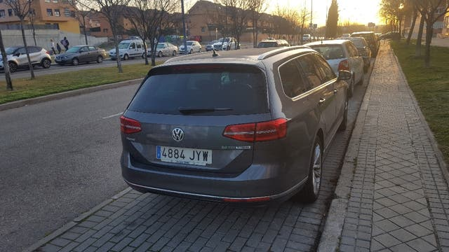Volkswagen Passat variant 2017 2.0 TDI 150cv