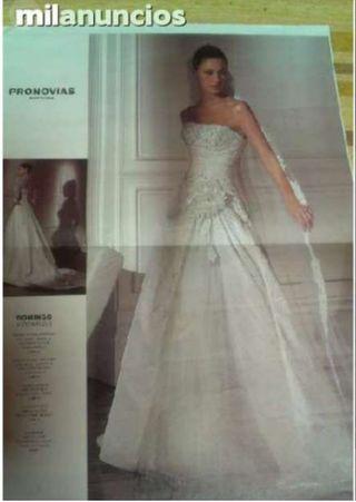 vestido de novia talla 38 de segunda mano en la provincia de ciudad