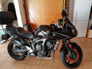 Moto Yamaha fazer s2 600 con abs