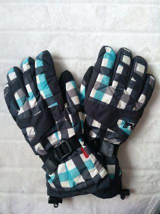 guantes O'Neill nieve chica