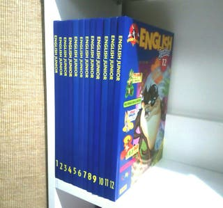 Colección de Libros Inglés para niñ@s